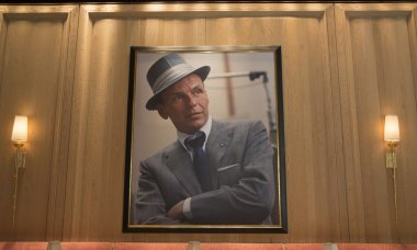 Forbes Travel Guide Four-Star Sinatra Restaurant Interior at Encore Las Vegas Casino