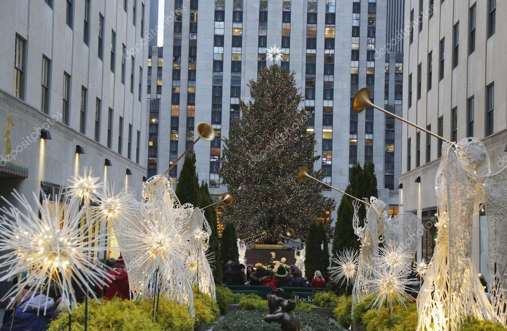 Bis wann steht der weihnachtsbaum am rockefeller center
