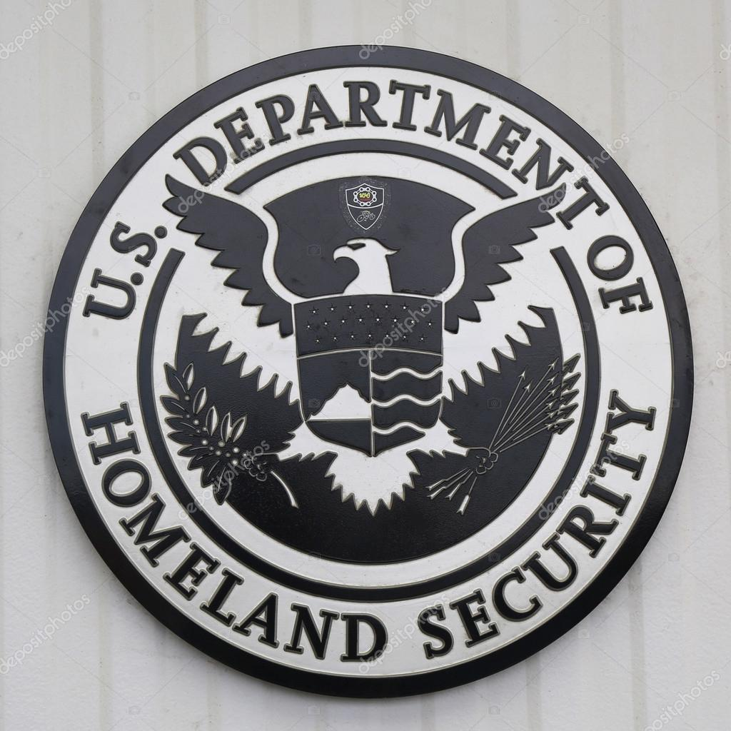 Us department of homeland security logo stock editorial photo us department of homeland security logo stock photo buycottarizona