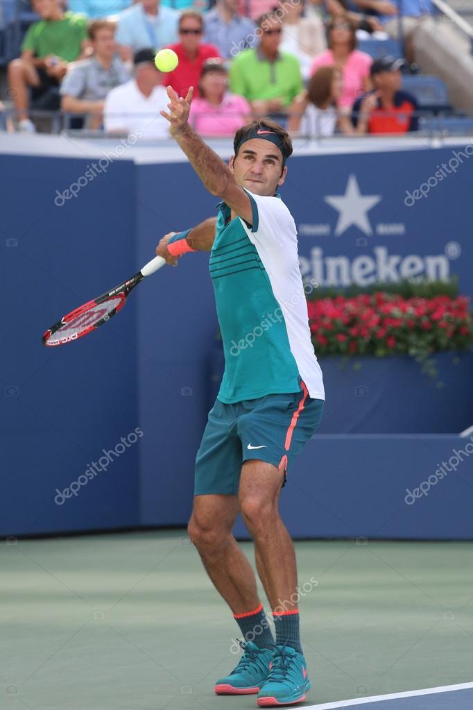 Grande Slam di diciassette volte campione Roger Federer