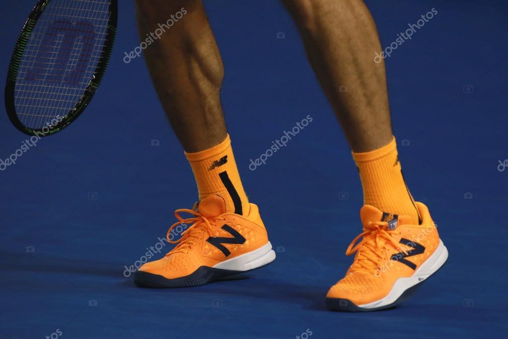 Professional tennis player Milos Raonic