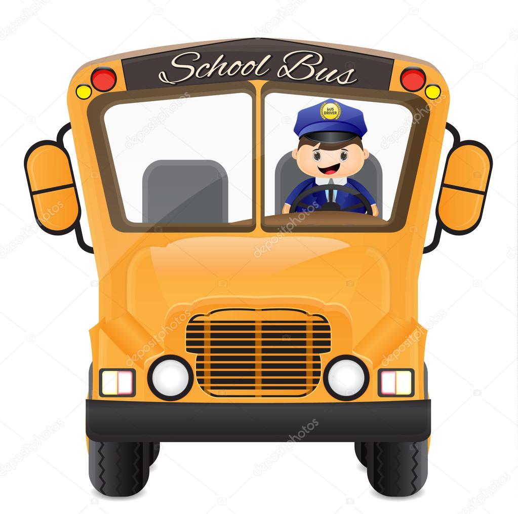 Подруге, картинки для водителя автобуса