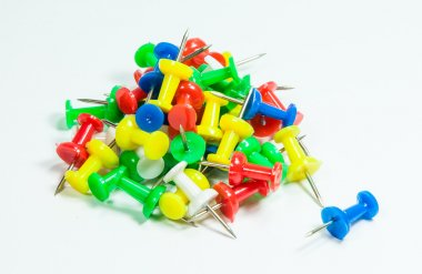 Color Thumbtacks