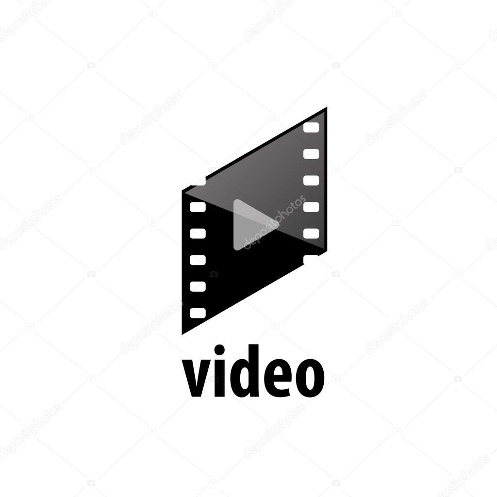 vector logo film stock vector artbutenkov 119460536 rh depositphotos com film festival logo vector film logo vector free