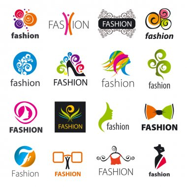 biggest collection of vector logos fashion