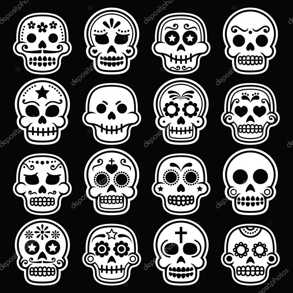 sugar skull photos