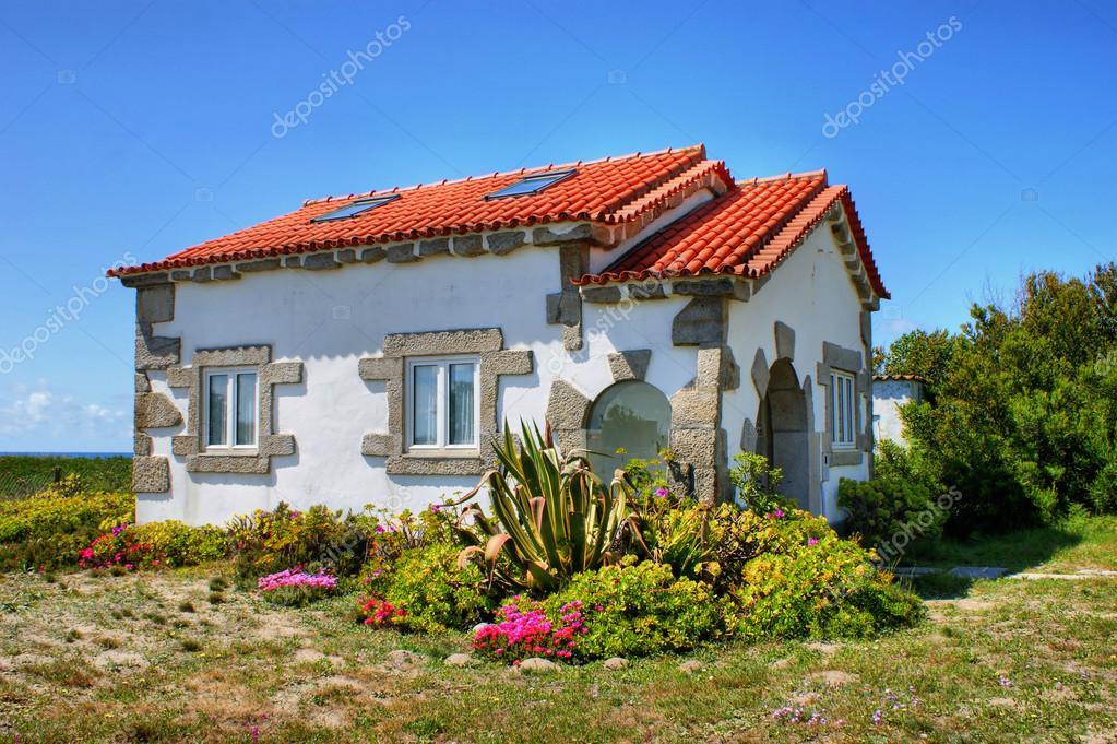 maison portugaise traditionnelle photographie vector99