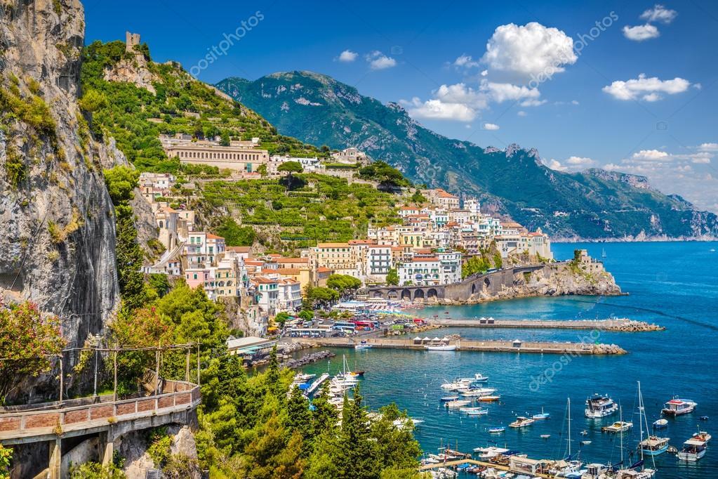Amalfi, Amalfi Coast, Campania, Italy