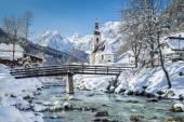 Ramsau, Nationalpark Berchtesgadener Land, Oberbayern, Deutschland