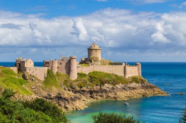 Fort-La-Latte castle, Bretagne, France