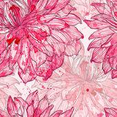 Fotografie chryzantéma s skvrny barvy