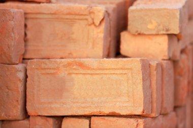 Bricks for construction. Godawari-Nepal. 0954
