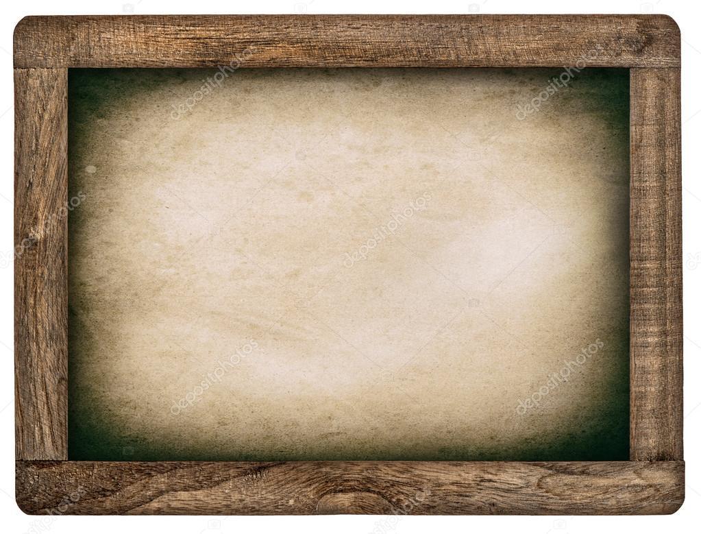 Vintage Holz Bilderrahmen — Stockfoto © LiliGraphie #100508154
