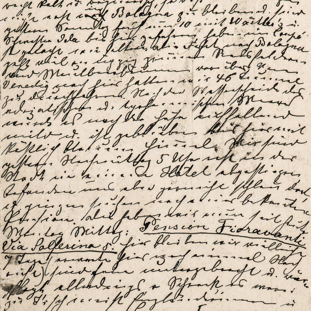 Texto escrito a mano fondo de textura papel scrapbook for Fondos de escrito