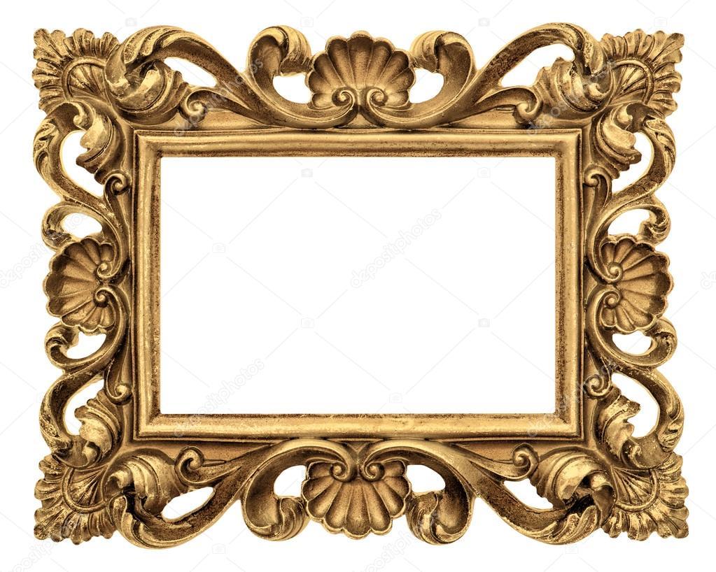 Fotos marcos para cuadros vintage marco de foto foto imagen objeto barroco de oro vintage - Marcos de fotos vintage ...