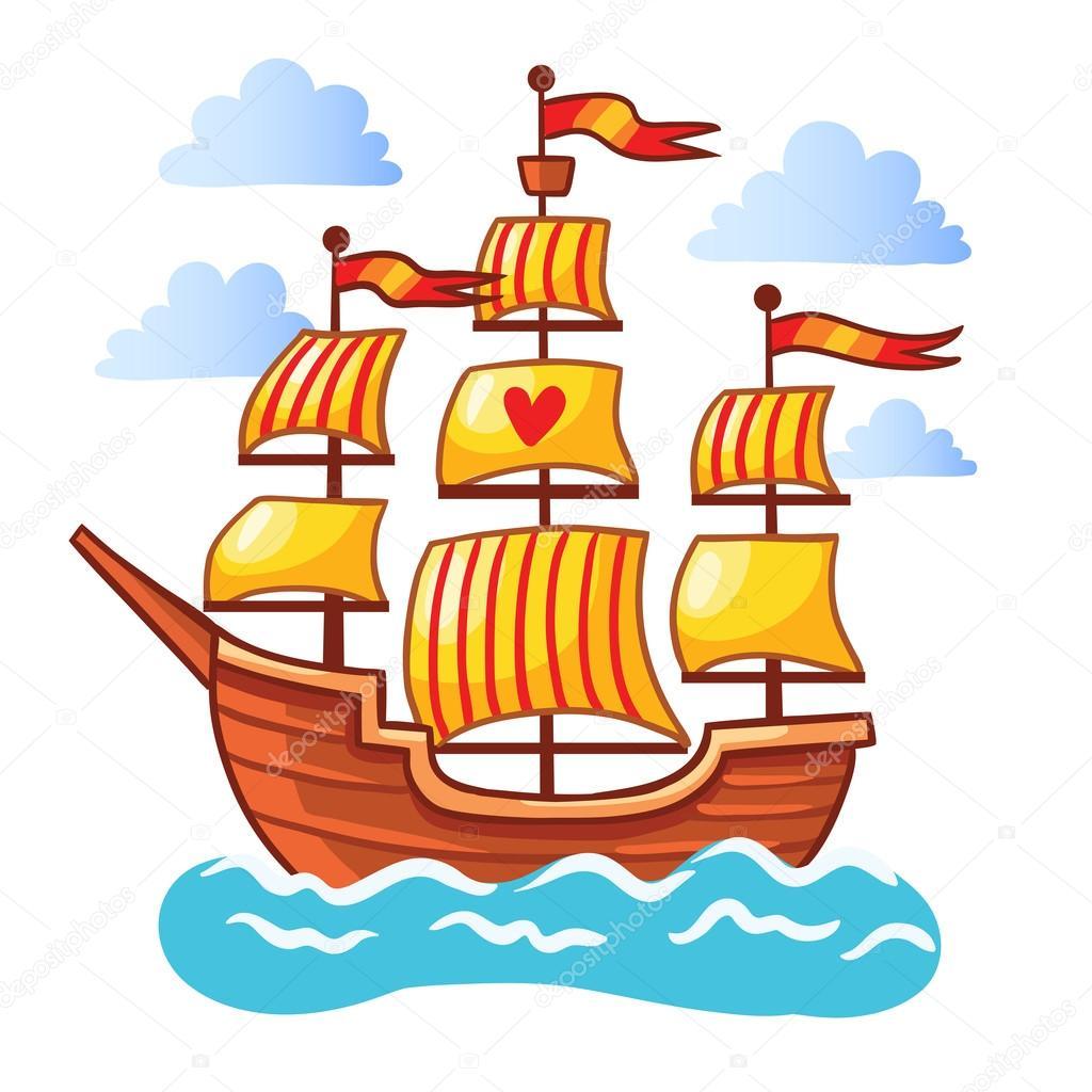 Im genes barcos para ni os barco flotando en el agua - Imagenes de barcos infantiles ...