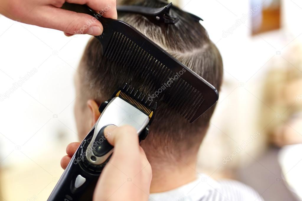 barber maskin