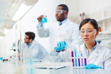 Diversity in Scientific Field