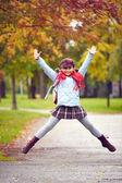 Fényképek Ugrás iskoláslány