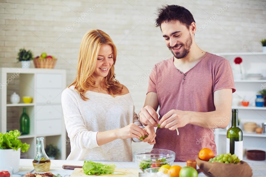 Dating salade