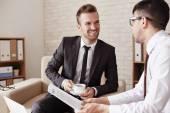 komunikace na setkání podnikatelů