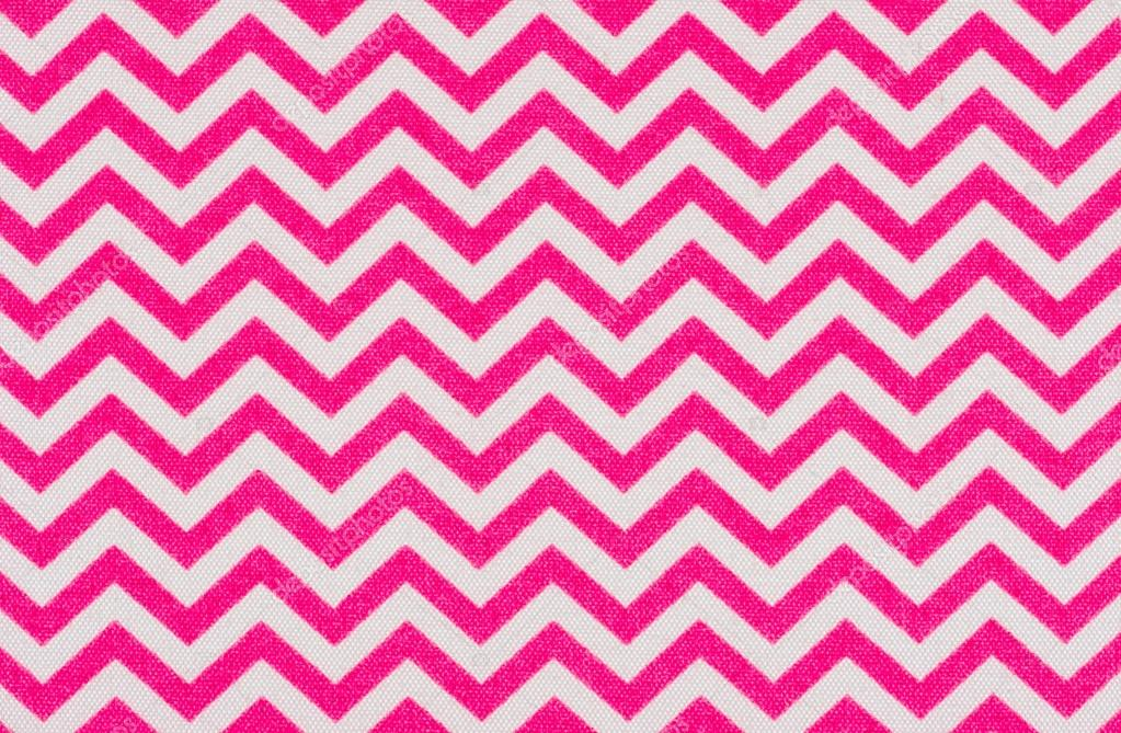 White fabric with a pink chevron pattern — Stock Photo © Zerbor ...