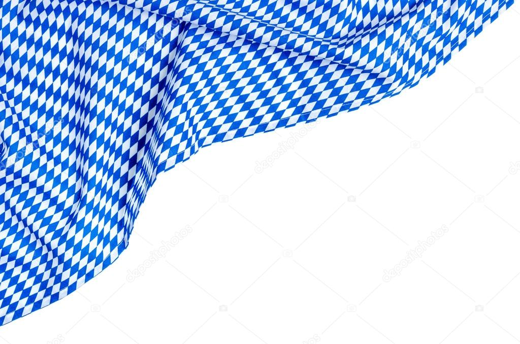 white blue diamond pattern on a white background � stock