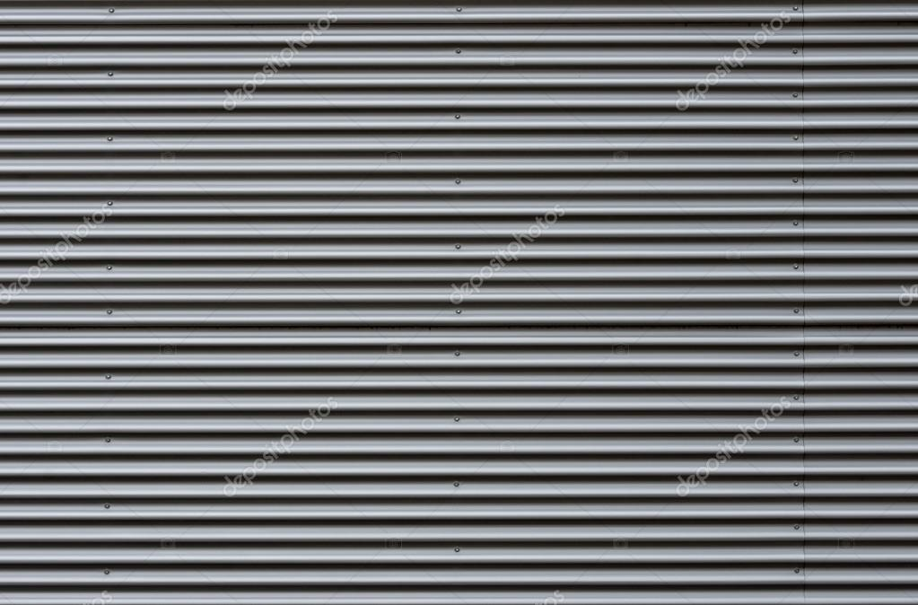 Wellpappe blechfassade stockfoto 99241278 - Chapa metalica ondulada ...