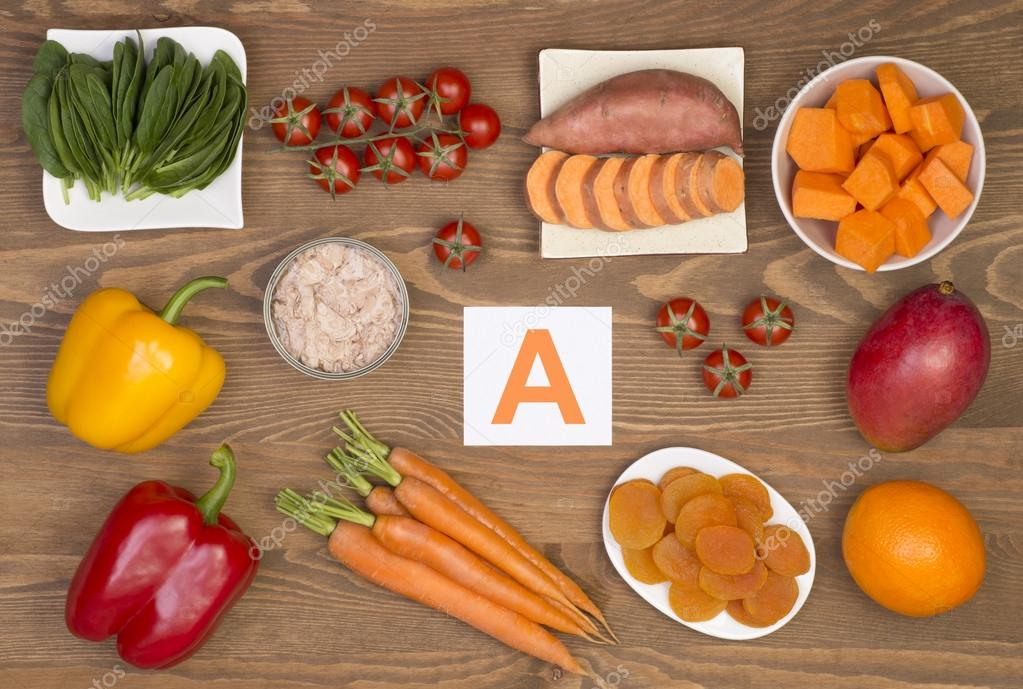 betakaroten i mat