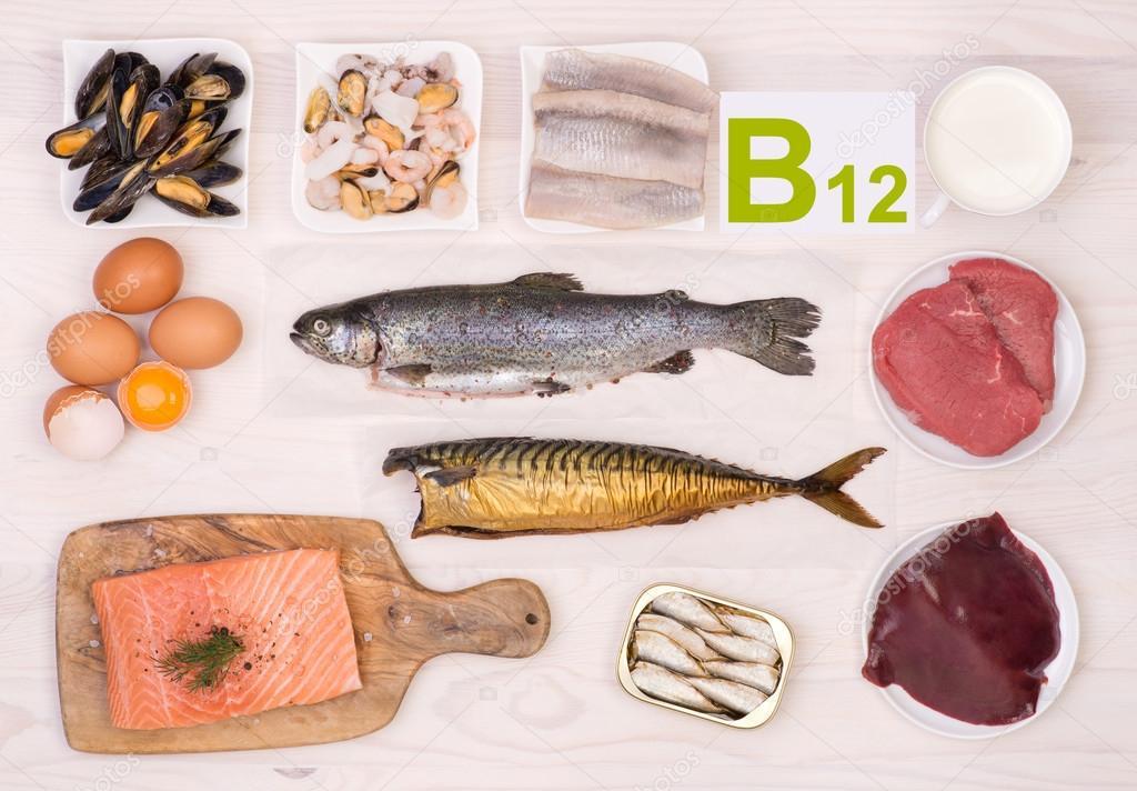 voedingsmiddelen met vitamine b