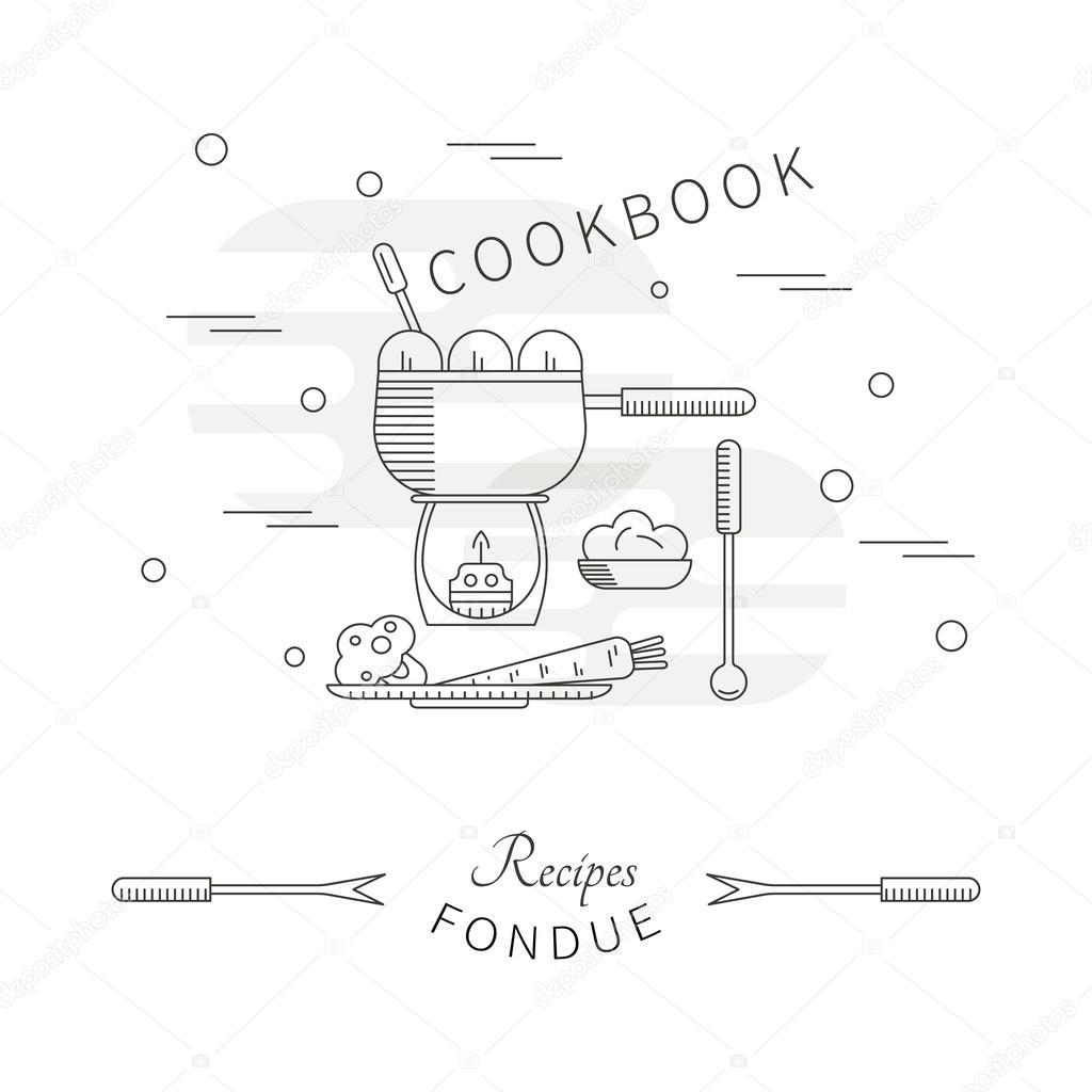 cookbook recipes template