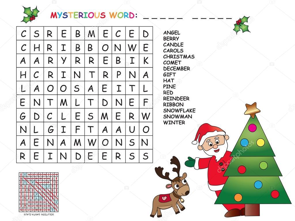 Imagenes Juego De Navidad Para Ninos Juego De Ninos Para La