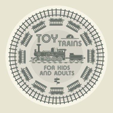 Toy Trains design