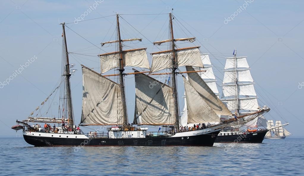 old sailing ships 04 stock photo hdamke 82695064
