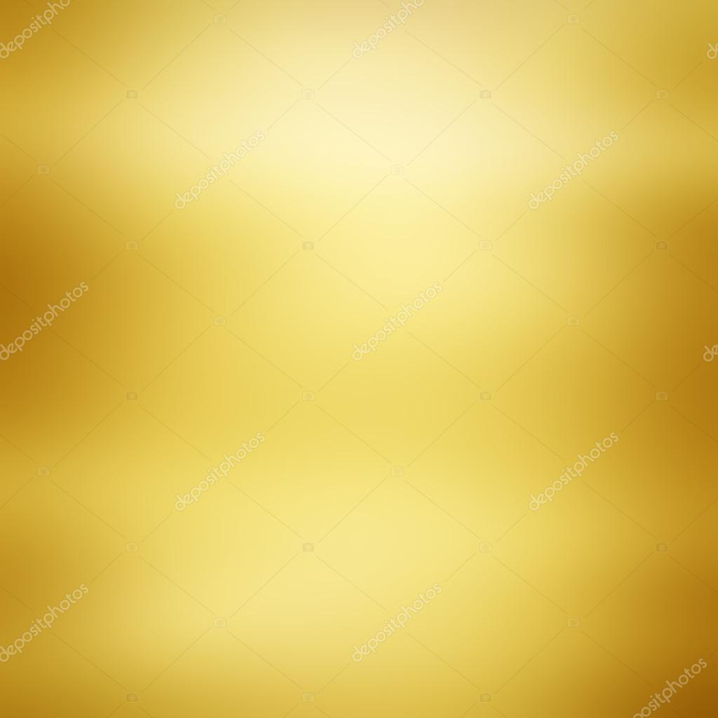 Gold Metal Texture Background With Horizontal Beams Of