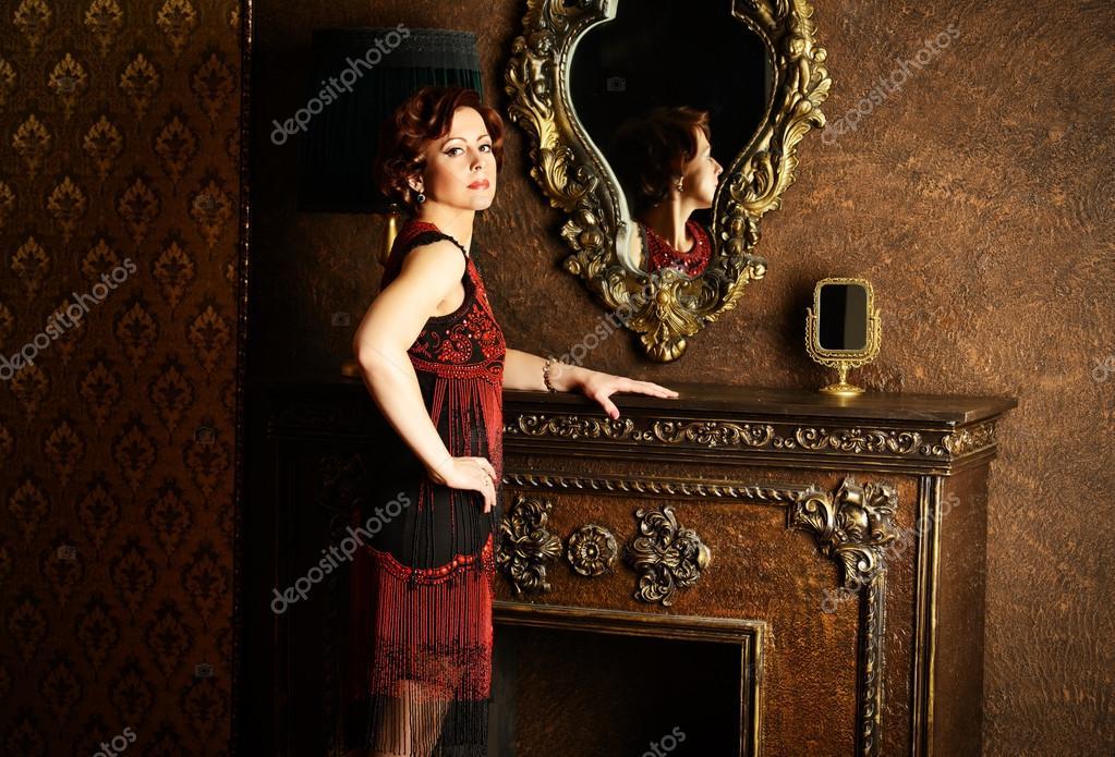 Дешевую зрелая дама ретро фото ебутся перед