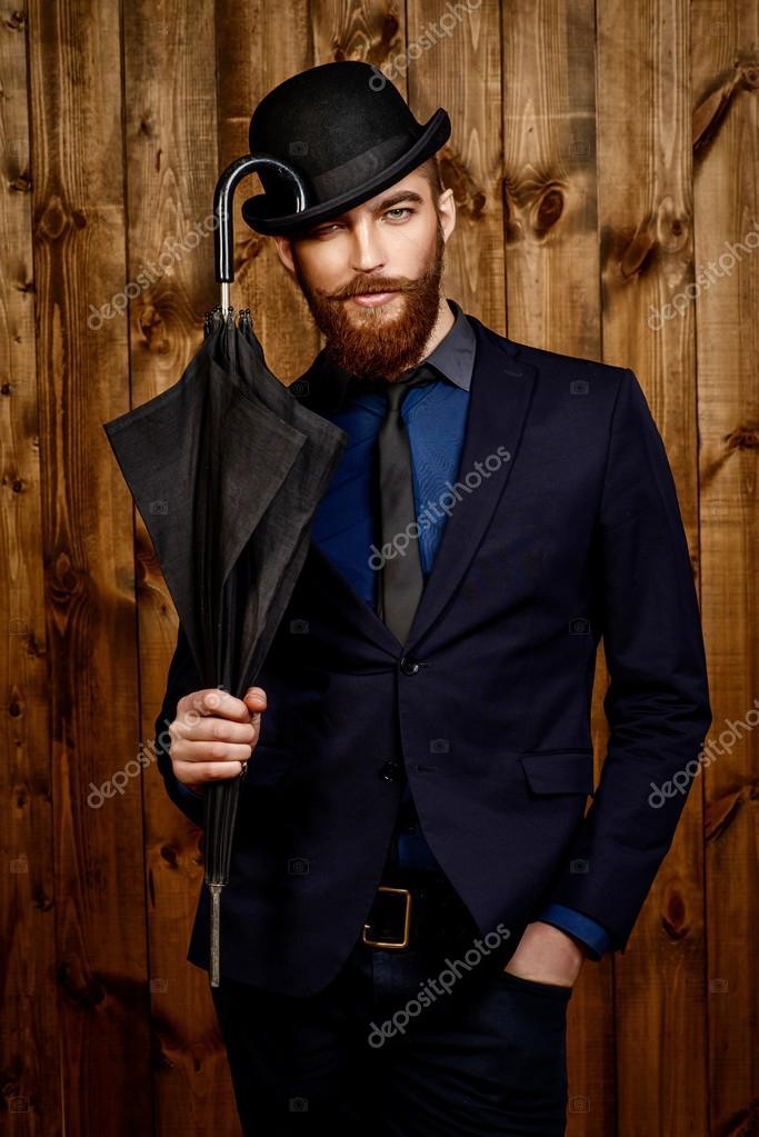 Préférence gentleman anglais. Mode style ancienne — Photo #104698986 PQ29