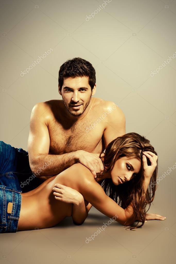 Beautiful couple nudes