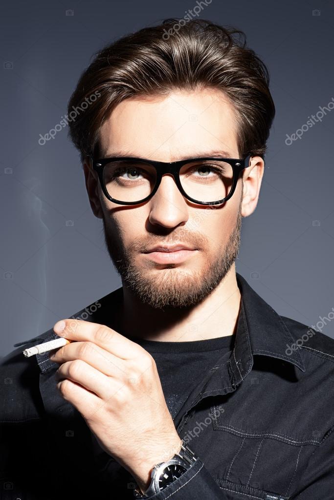 Pěkné kouření fotky