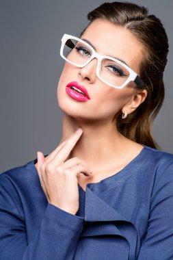 executive businesslady. Beauty, fashion.