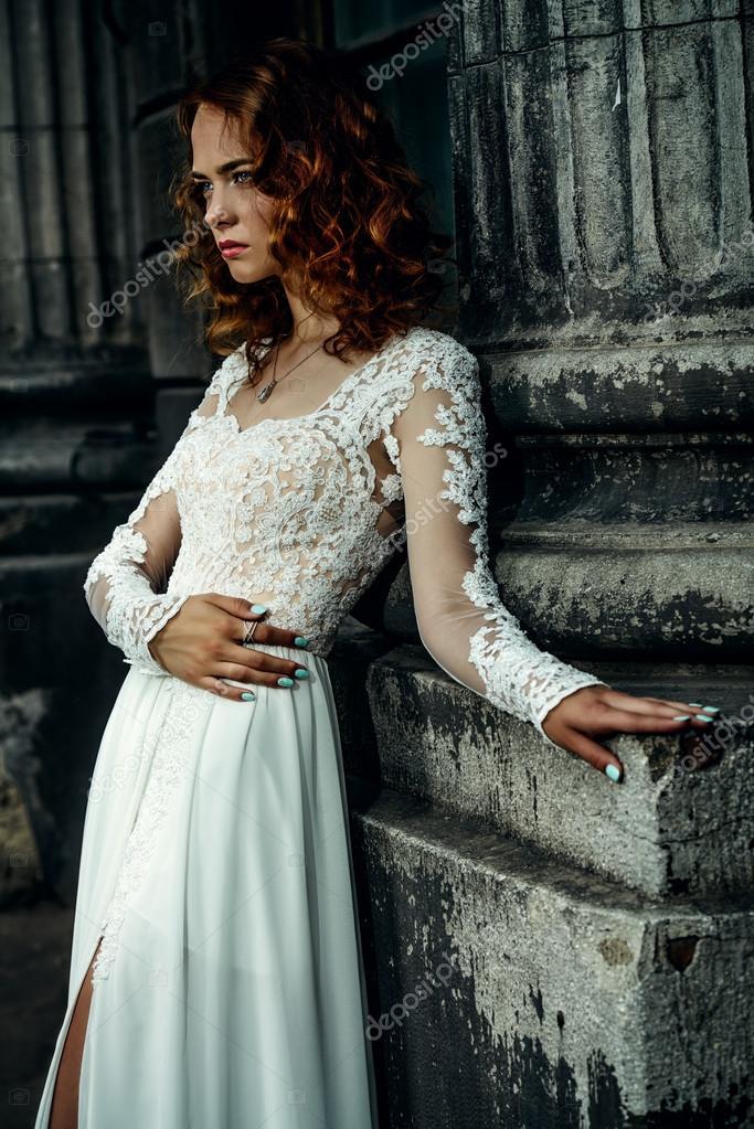 Vestidos de novia de calle