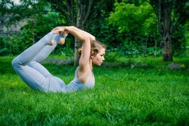 perfect yoga pose