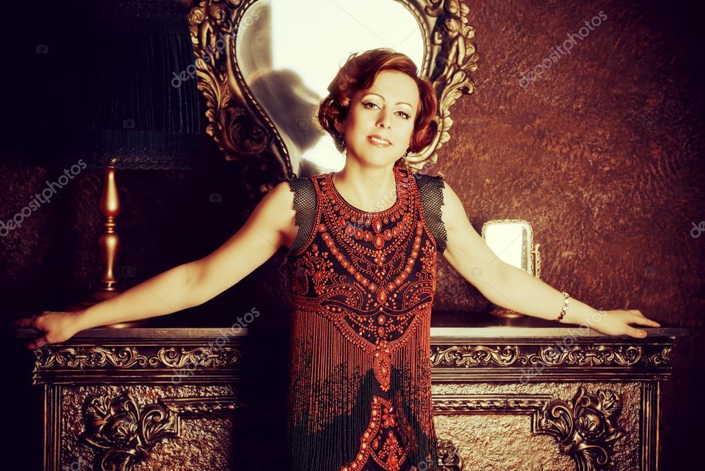 Зрелая дама ретро фото — img 9
