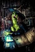 magický kouzelník