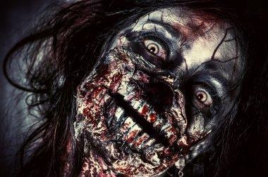 teeth in blood