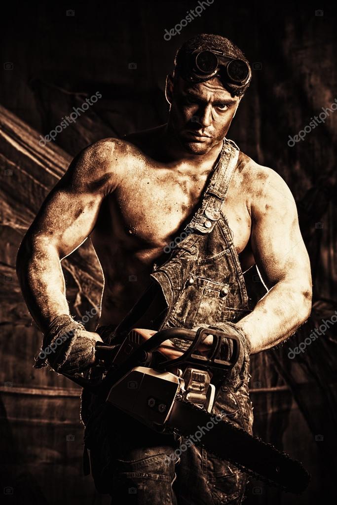 masculine worker