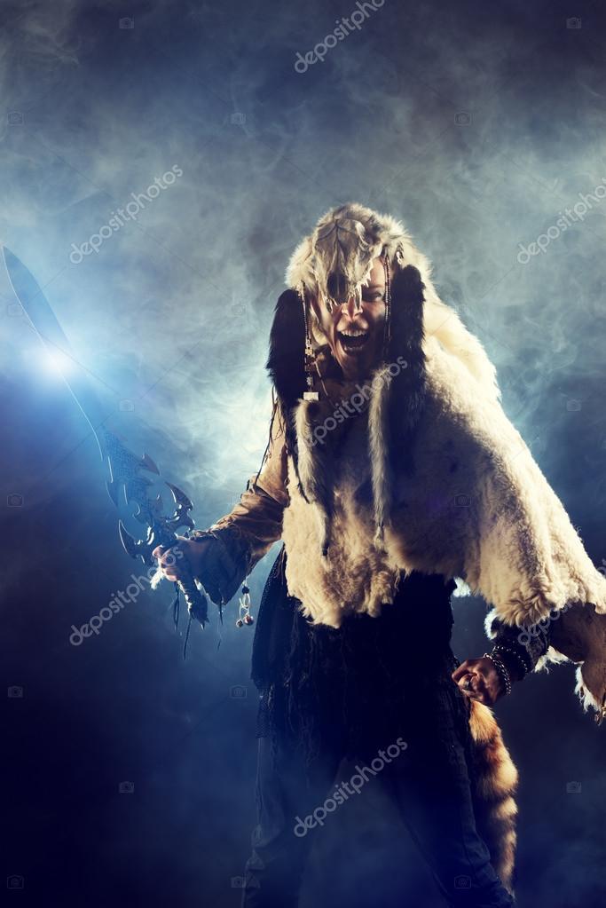 ritual warrior