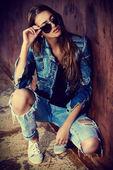 Fotografia ndipendenza jeans