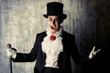 gentleman vampire