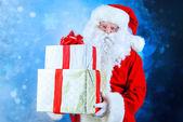 dárky od santa